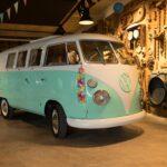 Fahrzeugausstellung im Foyer