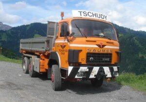 Saurer D 330B F 4x4