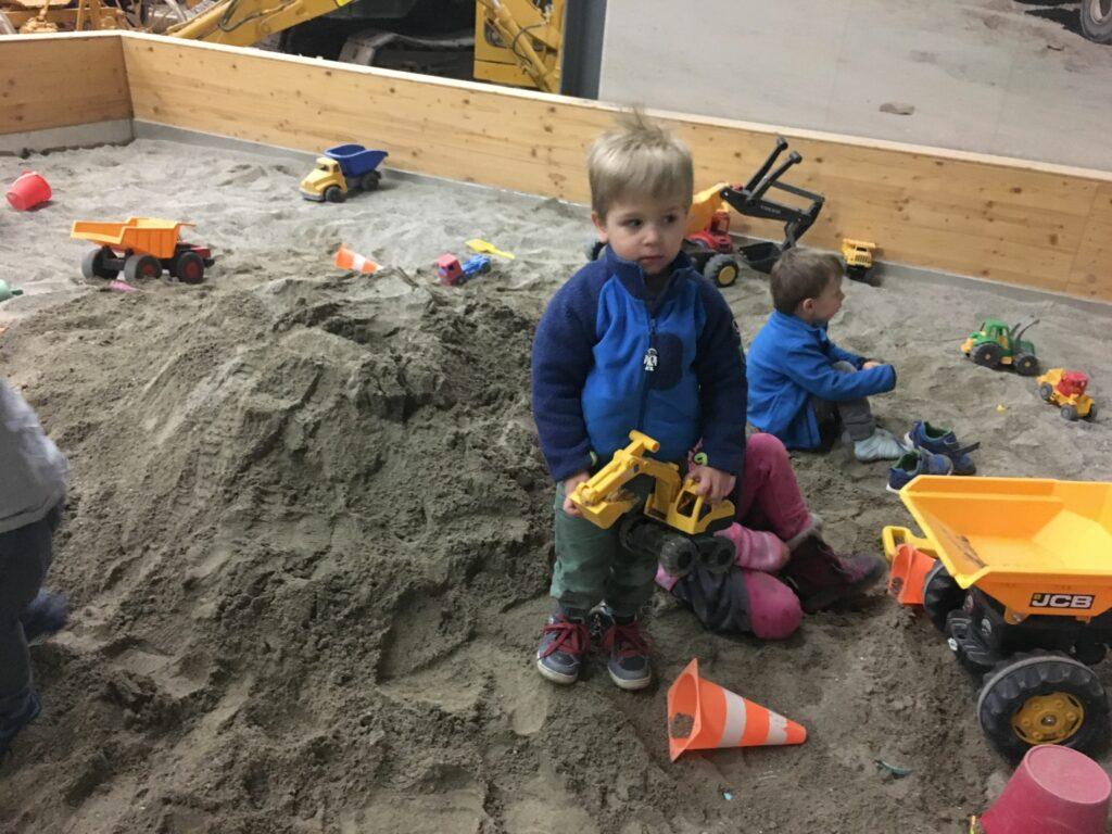 Sandkasten EBIANUM