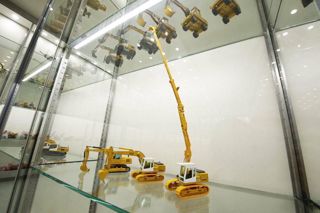 Modellausstellung Ebianum